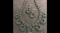 FREE Tutorial for Summer Daze Necklace by Bronzepony Beaded Jewelry