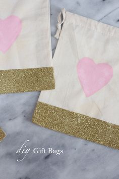 DIY Gift Bags | Treats and Trends