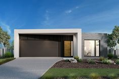 House Roof Design, Facade House, Modern House Design, House Exteriors, Custom Home Designs, Custom Home Builders, Custom Homes, Model House Plan, Display Homes