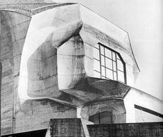Rudolf Steiner architectural detail