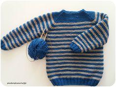 pulli pullover stricken girl boy unisex пуловер blau grau streifenpullover blue grey кофта спицями мальчик хлопчик
