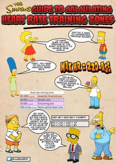 L Warner ‏@LWarnerPE 6h6 hours ago BTEC Sport Heart Rate Training Zones resource: made using @comiclife @PE_Whizz @PE4Learning #simpsons