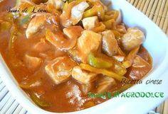 Il Maiale in agrodolce: una tipica ricetta cinese veloce e facile da preparare anche a casa vostra!