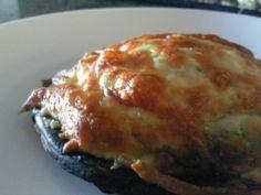 Sausage-Stuffed Portabella Mushrooms With Mozzarella Cheese Recipe - Food.com