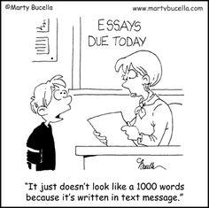Admission essay writer joke website