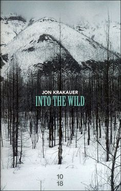 Into the Wild, cover art for French publication 2009