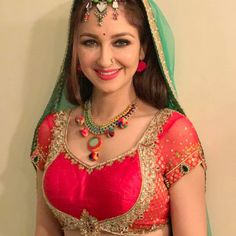 Nose Ring Designs, Bridal Chuda, Hiba Nawab, Indian Girls Images, Royal Beauty, Cute Beauty, Indian Beauty Saree, India Beauty, Beautiful Actresses