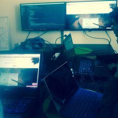 Monitor, Electronics, Entrepreneurship