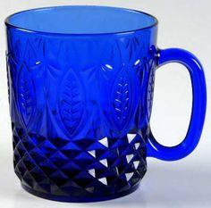 Avon ROYAL SAPPHIRE Mug