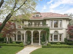 Classic Mediterranean Estate in Dallas, Texas