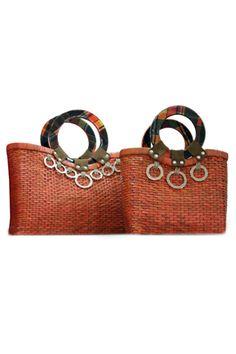 Patadyong Bag w/ Laminated handle | Tesoros