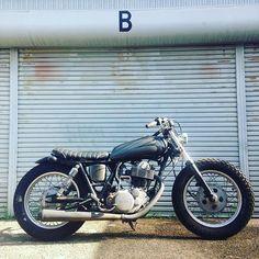 Harley Davidson Motorcycles, Cars And Motorcycles, Sr500, Mopeds, Dream Garage, Scrambler, Motorbikes, Yamaha, Photo And Video