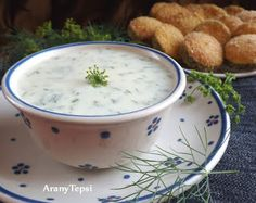 AranyTepsi: Kapormártás Cheeseburger Chowder, Food And Drink, Soup, Sewing, Side Dishes, Dressmaking, Couture, Stitching, Soups