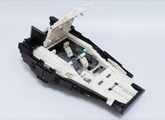 Nave Lego, Lego Star Trek, Foreign Movies, Lego Projects, Lego Technic, Cool Lego, Interstellar, Lego Creations, Action Movies