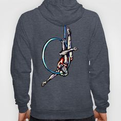 Keep them Crossed Hoody Active Wear, Hoody, Sweatshirts, Sweaters, Fashion, Moda, Fashion Styles, Sweater, Trainers