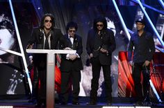 Inductee Paul Stanley of KISS speaks onstage at the Annual Rock And Roll Hall Of Fame Induction Ceremony. The Rock, Rock And Roll, Kiss Group, Rock Hall Of Fame, The Reunion, Paul Stanley, Kiss Band, Hot Band, Rolling Stones