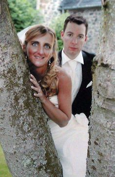 When zombies marry ....