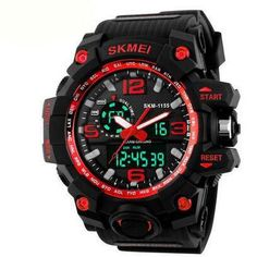 SKMEI LED Military Waterproof Wristwatches