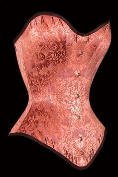 corset  www.pinterest.com/wholoves/corsets  #corsets
