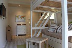 Regardez ce logement incroyable sur Airbnb : Charmant studio et piscine vue mer - Appartements à louer à Biarritz