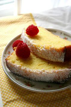 Lemon Yogurt Olive Oil Cake #delicious #recipe #baking