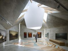 Gallery - Mecenat Art Museum / naf architect & design - 12