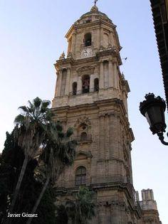 La Manquita, Catedral de Malaga.
