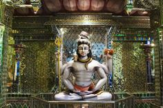 About Lord Shiva: The Fascinating Deity