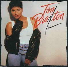 Toni Braxton - debut album