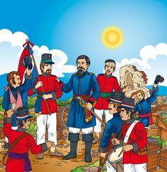 Triple Alliance, South America, Army, American, War, Military, Gi Joe, Armies