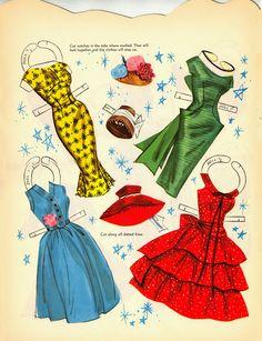 Sheree North 1957 Saalfield #4420 - Bobe Green - Picasa Web Albums