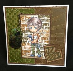 Image Stamp, You Rock, Wonderland, Create, Card Ideas, Projects, Stamps, Cards, Inspiration