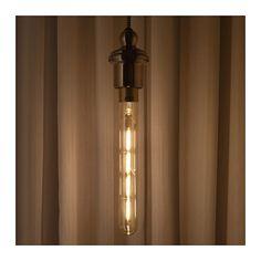 LUNNOM LED pære E27 400 lumen  - IKEA