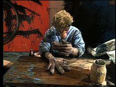 Paul McCarthy. Painter. 1995 Paul Mccarthy, Moma, Painting, Artist, Centre, Club, Princess, Life, Painting Art