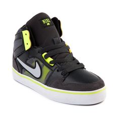 Tween Nike Ruckus Hi Athletic Shoe from Journeys on shop.CatalogSpree.com, your personal digital mall.