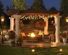 Ideas y sugerencias para decorar porches y terrazas...