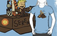 They aim to misbehave! SHIRT! :) #firefly #tshirt