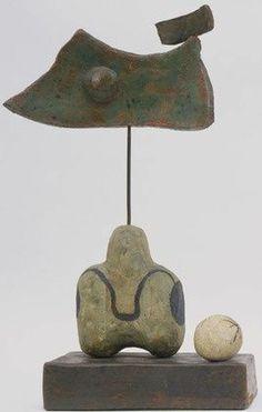 Joan Miró, Monument (1956).