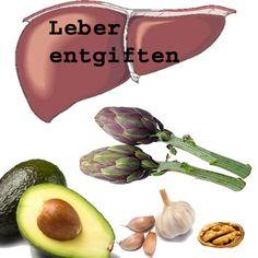 Unsere Leber ist eines der wichtigsten Organe unseres Körpers und verantwortlich dafür um Giftstoffe (u.a aus Genussmitteln, Alkohol, Lebensmittelgiften,Medikamente) zu verarbeiten und abzubauen. Es gibt verschiedene Lebensmittel die aktivierend und regenerierend auf die Leber wirken. Bei ständiger Müdigkeit, Konzentrationsschwäche, Antriebslosigkeit könnte eine Entgiftungskur für die Leber hilfreich sein.  http://entgiften.blogspot.de/p/leber-entgiften.html