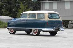 1952 NASH RAMBLER STATION WAGON - Rear 3/4 - 170052