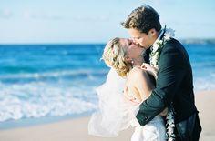 Wendy Laurel Photography - maui wedding - ocean