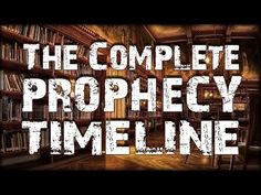 Complete prophecy timeline Trey Smith, Prophecy Update, Christian Mysticism, The Tribulation, Jesus Is Coming, Lord And Savior, In A Nutshell, Scripture Quotes, Torah