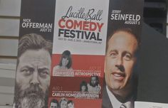 Increased Star Power Draws Record Crowds to Lucy Comedy Festivals