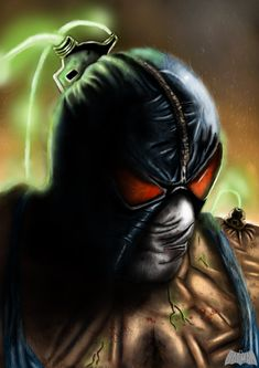 Bane by Robin ROQUE