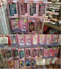 Sailor moon iphone cases for only 390 yen!