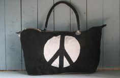 PEACE   WEEKEND BAGS   ALI LAMU...<3 this