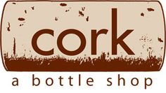once you have decided on a menu how about a wine tasting at cork, they have lots of oregon wines cork logo;