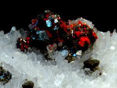 Tennantite, Realgar and Sphalerite   2.jpg