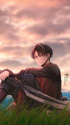 2160x3840 Wallpaper, Anime Wallpaper Phone, Cool Anime Wallpapers, Animes Wallpapers, Attack On Titan Fanart, Attack On Titan Levi, Levi Ackerman, Anime Levi, Eren Aot