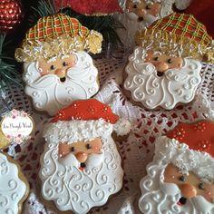 Christmas cookies, Santa cookies, country Christmas, Christmas gifts, gingerbread cookies,keepsake cookies,